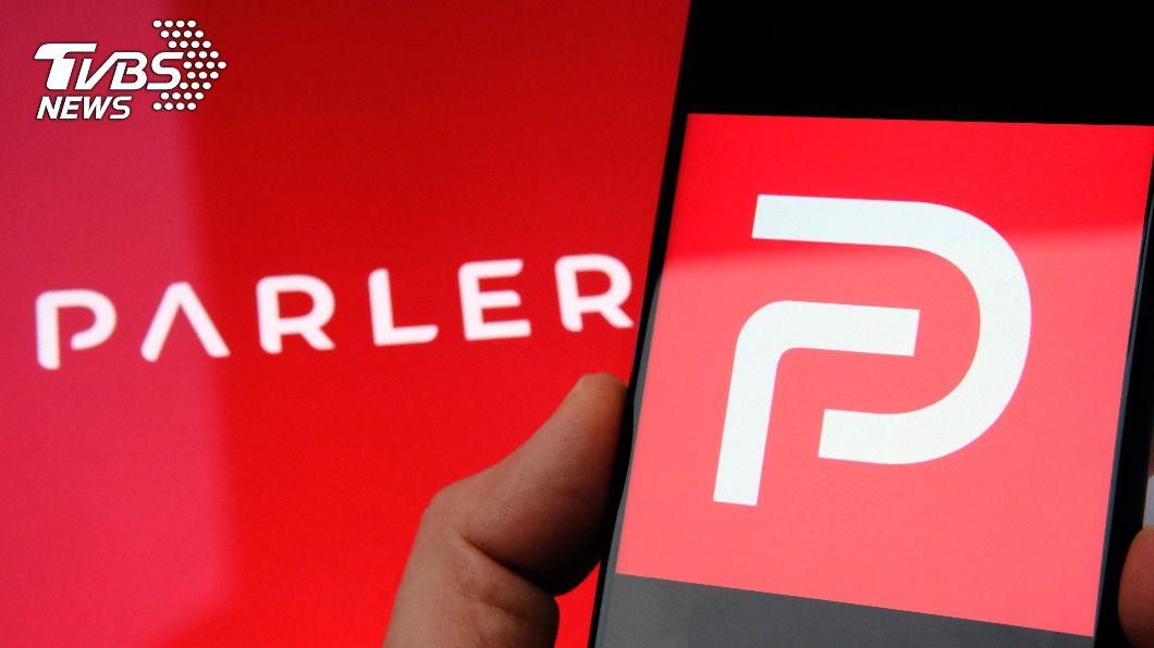 社群媒體Parler被蘋果下架。(示意圖/shutterstock達志影像) 川粉最大社群Parler被封 蘋果:改革後可上架