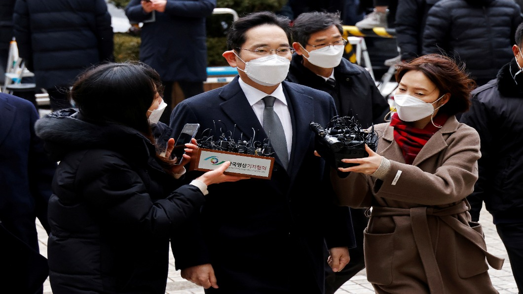 三星李在鎔再入獄 產業界憂動搖南韓經濟