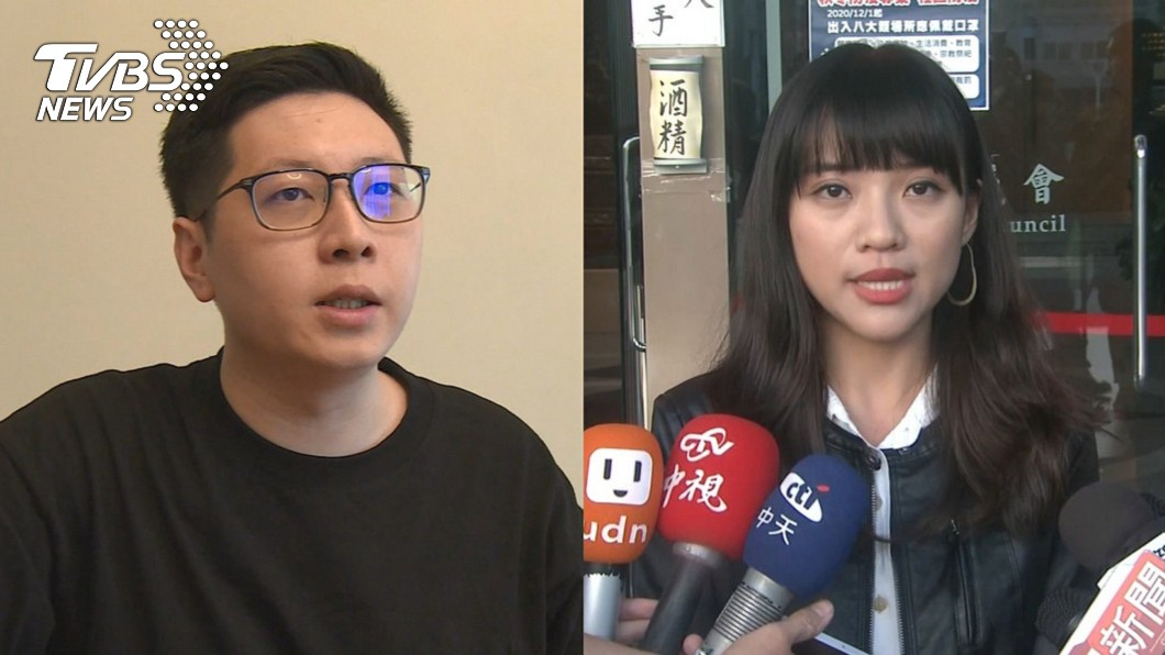 王浩宇遭罷免後,緊接著換黃捷罷免案即將登場。(圖/TVBS資料畫面) 王浩宇下台換黃捷剉咧等?他預測罷捷案「驚人結局」