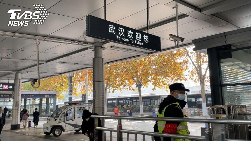 圖/TVBS 一年後的武漢/疫情風暴中心 武漢關鍵一年回顧