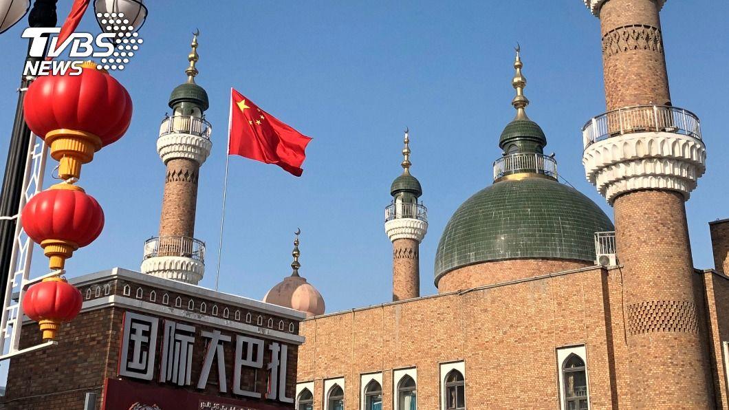 美國務院認定陸對新疆與其他少數民族犯下種族滅族。(圖/達志影像美聯社) 美國務院正式認定 陸打壓新疆作為構成「種族滅族」