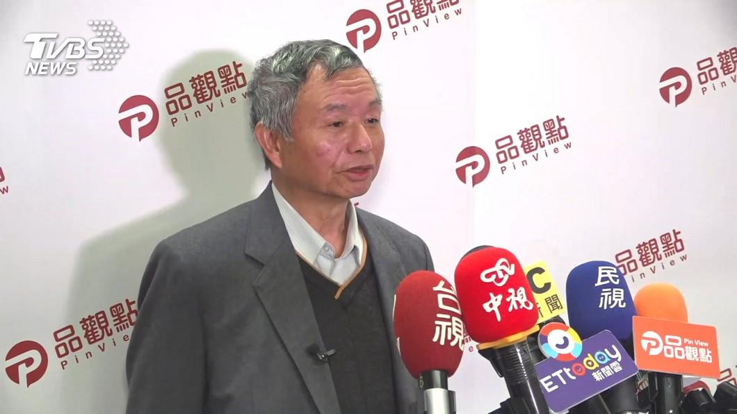 前衛生署長楊志良遭民團批評應切腹謝罪。(圖/TVBS資料畫面) 民團控買疫苗受阻「切腹謝罪」 楊志良嗆:去他X的蛋