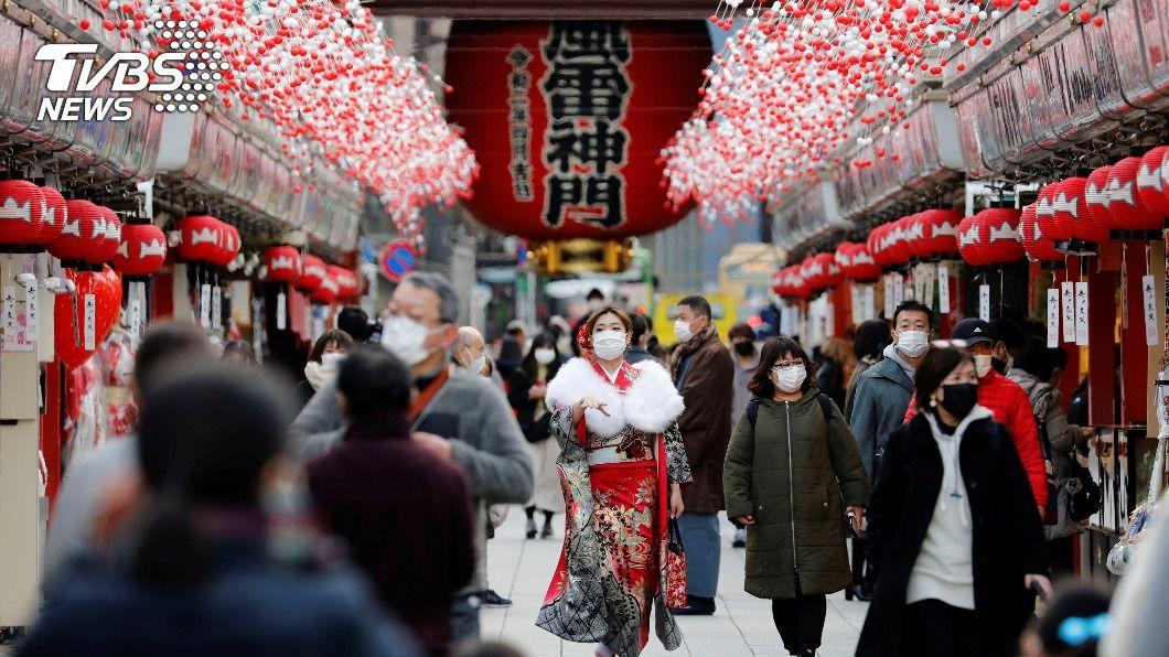 (圖/達志影像路透社) 因防疫停辦活動 日本政府擬最高補助2500萬日圓
