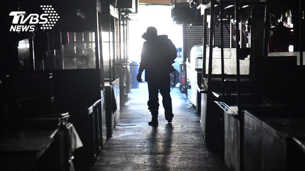 桃園年貨大街停辦 進傳統市場不戴罩將開罰