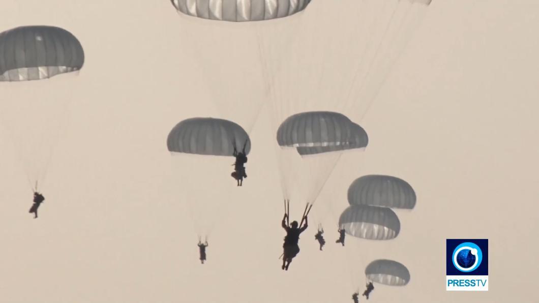 伊朗海陸空軍演 大秀肌肉施壓拜登政府