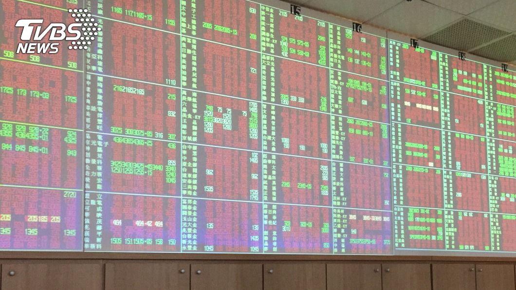 (圖/中央社) 台積電、聯發科助攻 台股衝上16149點寫盤中新高
