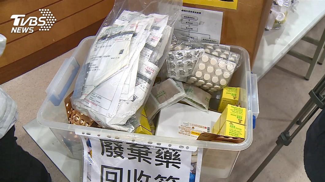 國人年浪費5億顆藥丸 回收有技巧