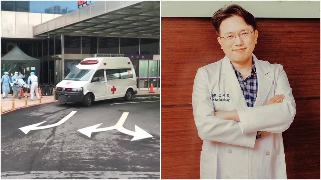 部桃乳癌患者轉診碰壁 江坤俊霸氣回:來找我!