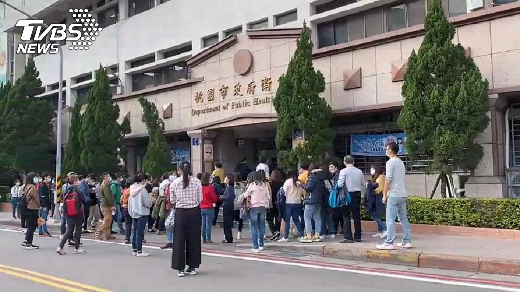 曝桃衛生局疫調員現況 陳時中:無法掉以輕心