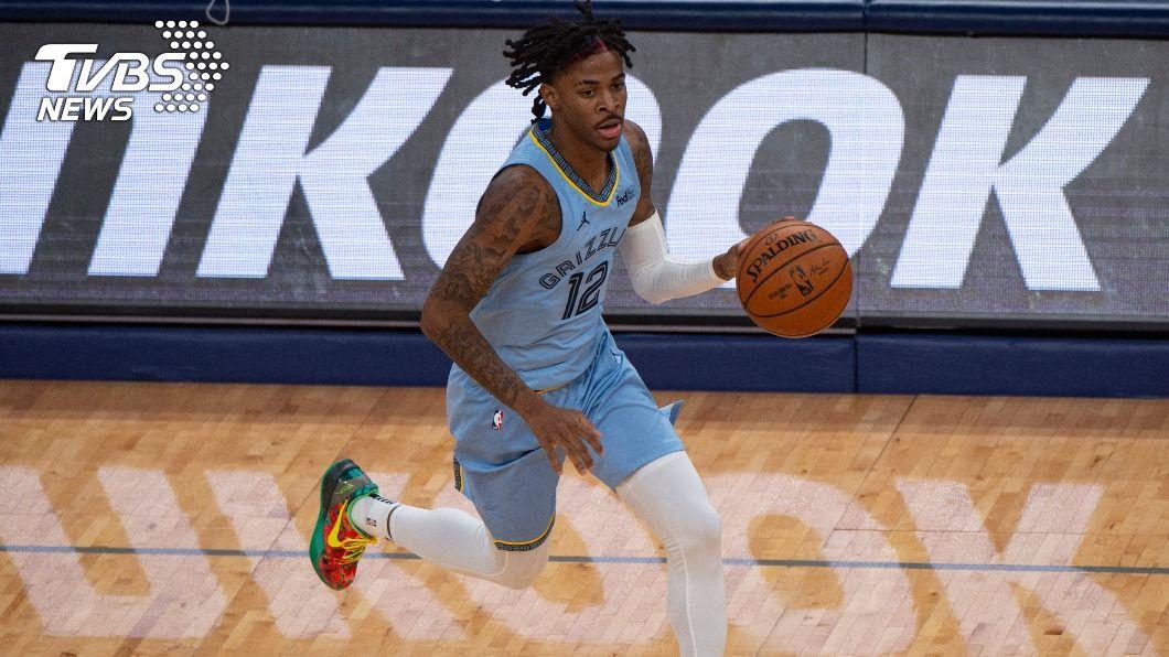 根據NBA防疫規定,灰熊隊暫時無法出賽。(圖/達志影像路透社) 防疫考量 NBA灰熊隊未來3場比賽延期
