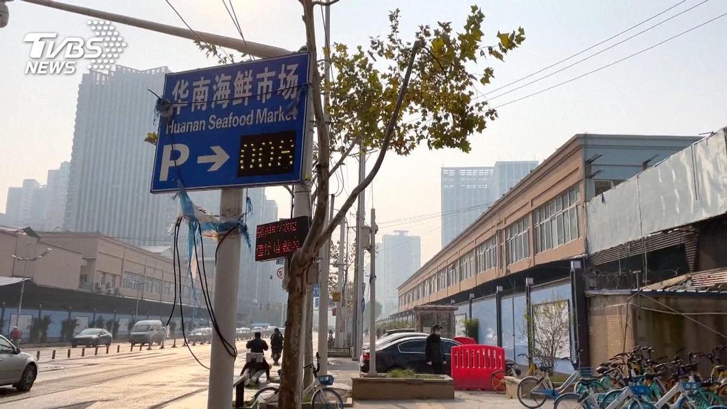 一年後的武漢/華南海鮮市場仍休市、把守嚴