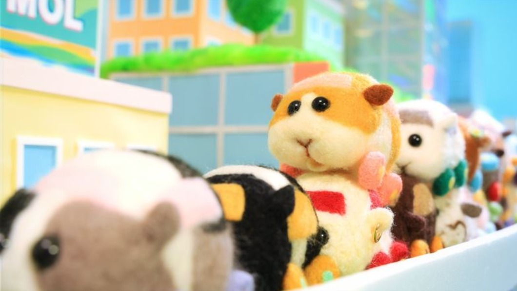 日本動畫《PUI PUI天竺鼠車車》近日在網上爆紅。(圖/翻攝自PUI PUI モルカー【公式】推特) 真有其鼠! 日本現實版《天竺鼠車車》畫面曝光