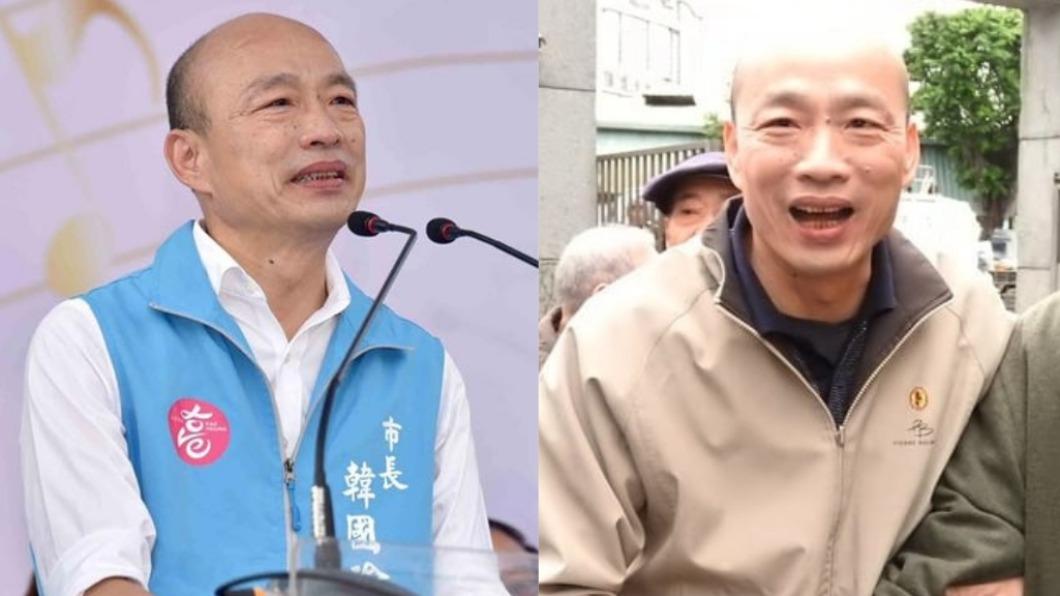 韓國瑜傳年後宣布參選下屆黨主席或直轄市長。(圖/翻攝自韓國瑜臉書) 韓國瑜參選黨主席?親韓人士曝「真相」:有人很怕他