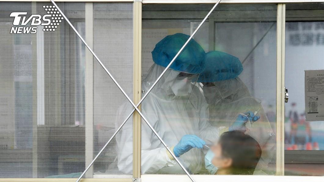 部桃群聚感染擴大,3類人即刻居家隔離。(圖/中央社) 部桃高風險「紅區」增加 指揮中心:3類人請等候通知