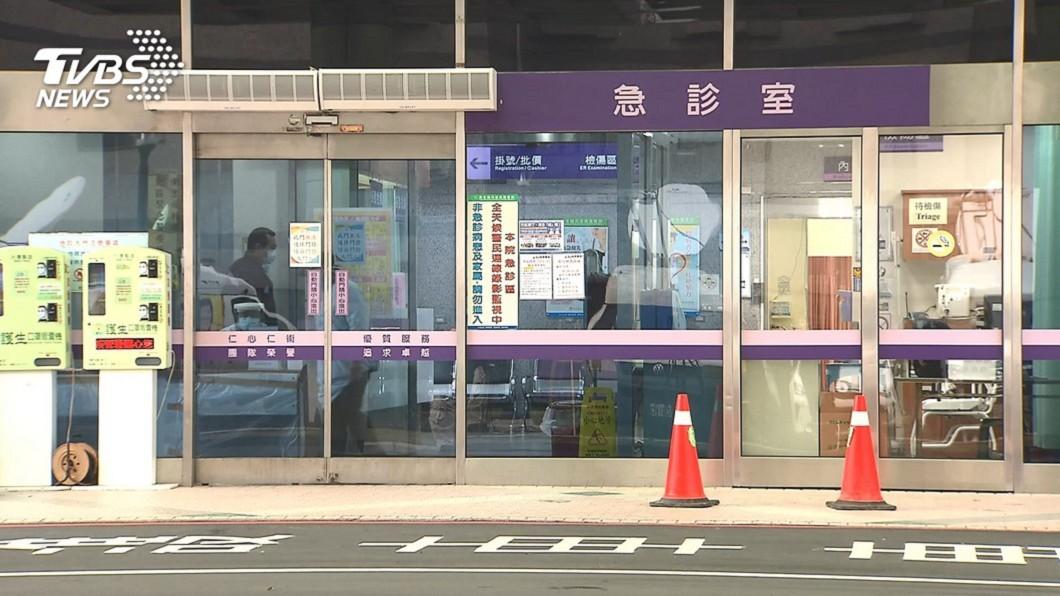 桃園醫院群聚感染擴大。(圖/TVBS資料畫面) 桃園醫院群聚擴大 侯友宜估新北約500人須隔離