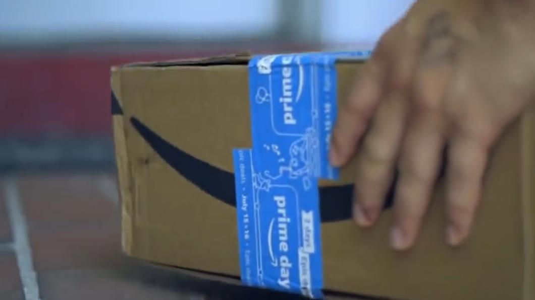亞馬遜拚物流自送 一年後超越UPS.FedEx