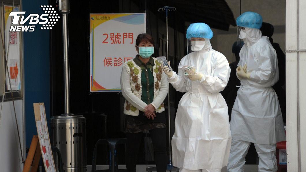 桃園醫院擴大隔離對象。(圖/中央社資料照) 北市有桃園醫院病患加陪病40多人 黃珊珊:已控管