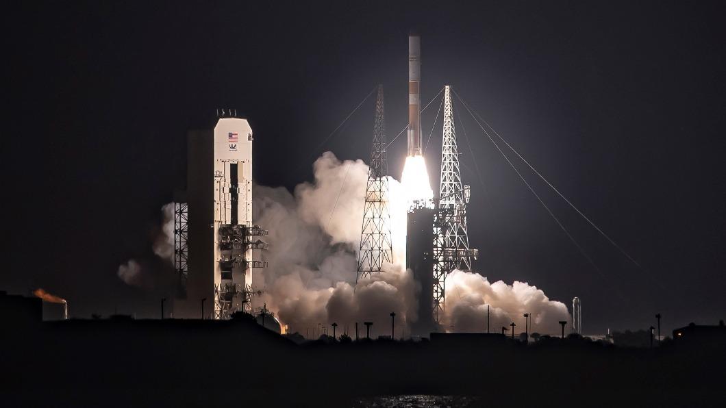 川普政府時期成立太空軍。(圖/翻攝自United States Space Force臉書) 美中太空對抗如火如荼 5重點看懂來龍去脈