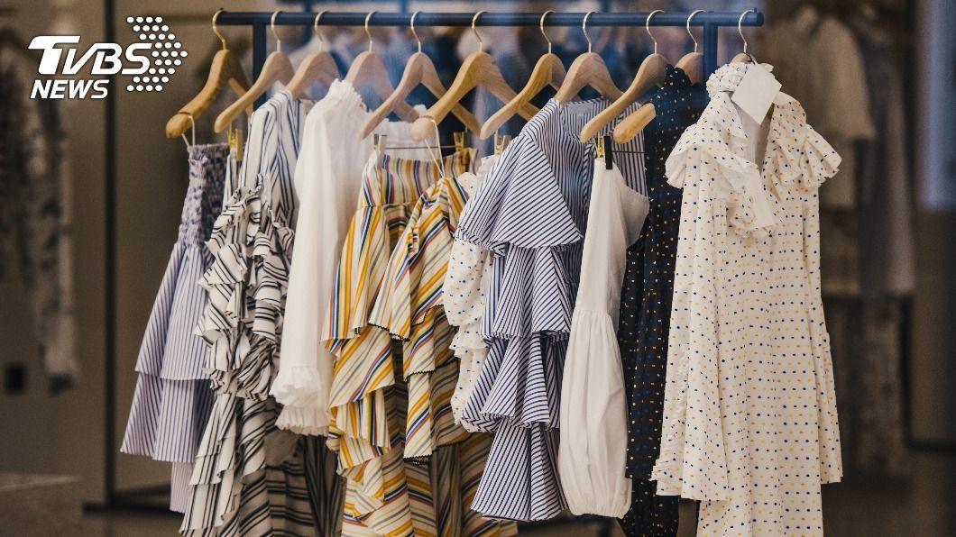 學會「斷捨離」,才能讓你重拾整潔的衣櫃。(示意圖/shutterstock達志影像) 趁過年前「斷捨離」! 8訣竅重拾整潔衣櫃