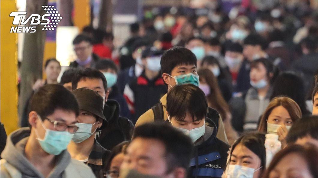 (圖/中央社) 澳智庫公布防疫表現指數 台灣列全球第3名