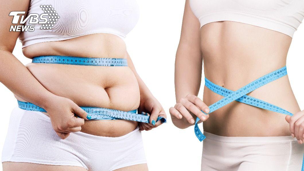 許多人在年前打算瘦身讓體態更好看。(示意圖/shutterstock達志影像) 過年前想急救身材? 6種無痛減肥法苗條見親戚