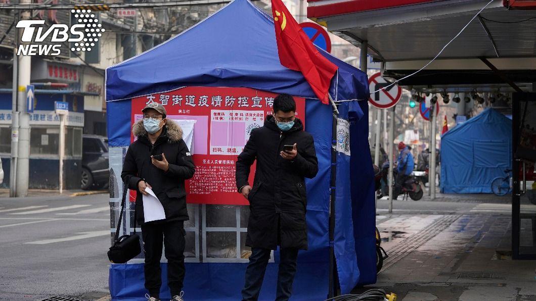陸新增52例新冠肺炎確診。(圖/達志影像美聯社) 陸新增52例新冠確診 本土36宗在北京等4省市
