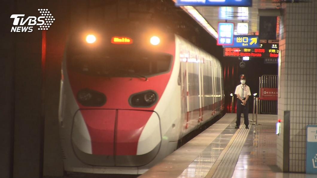 萬一有台鐵、高鐵工作人員感染,應變計畫都有所準備。(示意圖/TVBS) 列車長仍居家隔離 林佳龍:雙鐵人員防疫應變完備