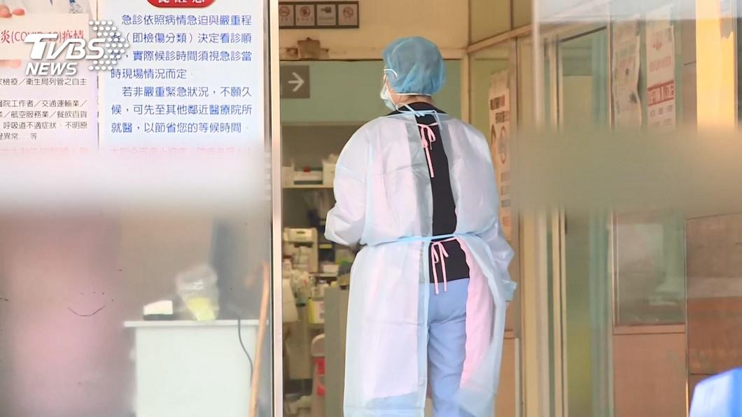 桃園平鎮某醫院爆發第2波院內感染。(示意圖/TVBS) 不公布醫院名 議員轟陳時中隱匿「全民亂猜」成恐慌源頭