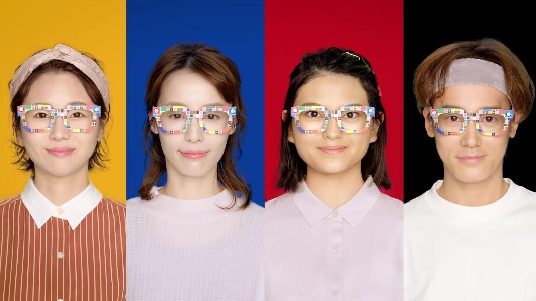 圖/翻攝自ZOZOTOWN YouTube 日本革命性「化妝眼鏡」 推薦最搭的化妝品
