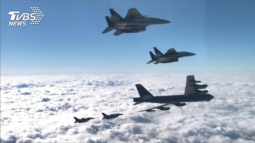首例! 國防部西南空域監偵報告「出現美機」