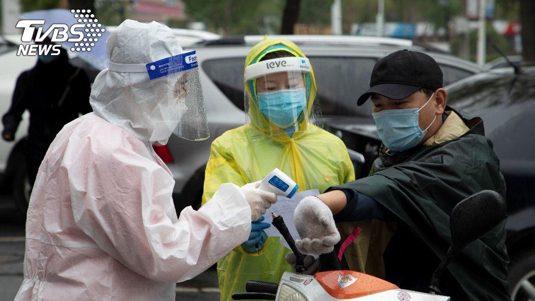 (圖/達志影像路透社) 大陸增33例本土新冠肺炎 黑龍江、吉林確診減少