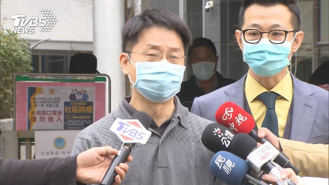 圖/TVBS資料畫面 快訊/盛唐中醫呂世明請求拿回醫師證 衛福部駁回