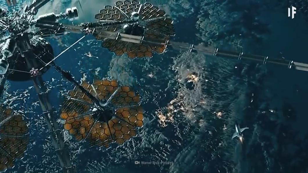 從地球打到太空! 馬斯克.貝佐斯爭衛星軌道