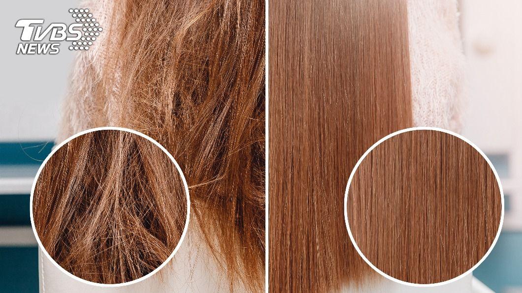 錯誤的護髮觀念反而會讓髮質變糟。(示意圖/shutterstock達志影像) 頭髮越來越糟!最多人犯的「護髮」保養5大NG觀念