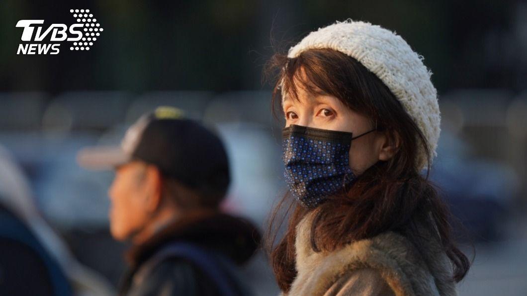 氣象局表示好天氣將會持續到8日。(圖/中央社) 明水氣減少各地氣溫回升 北部高溫可達24度