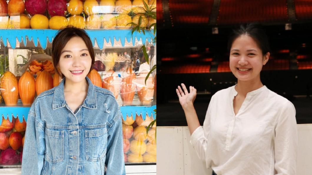 台北市議員吳沛憶(左)和林亮君(右)都曾在公開場合遭遇性騷擾。(合成圖/翻攝自吳沛憶、林亮君臉書) 雞排妹事件掀波 美女議員曝:跑攤遭「鹹豬手」襲臀