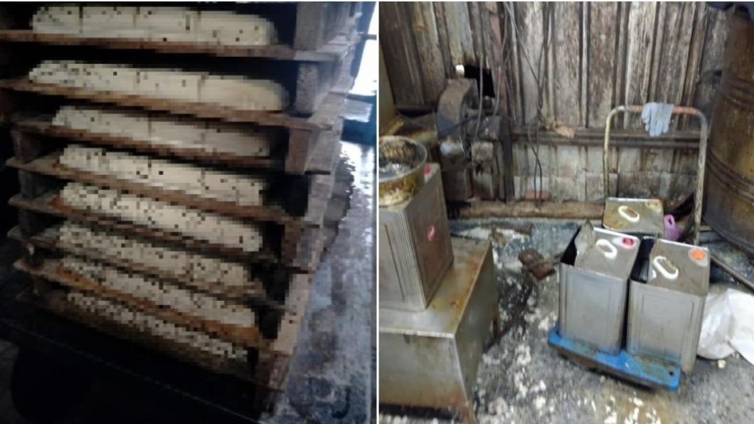 新北豆腐工廠爆用回收油 成品「爬滿蒼蠅」