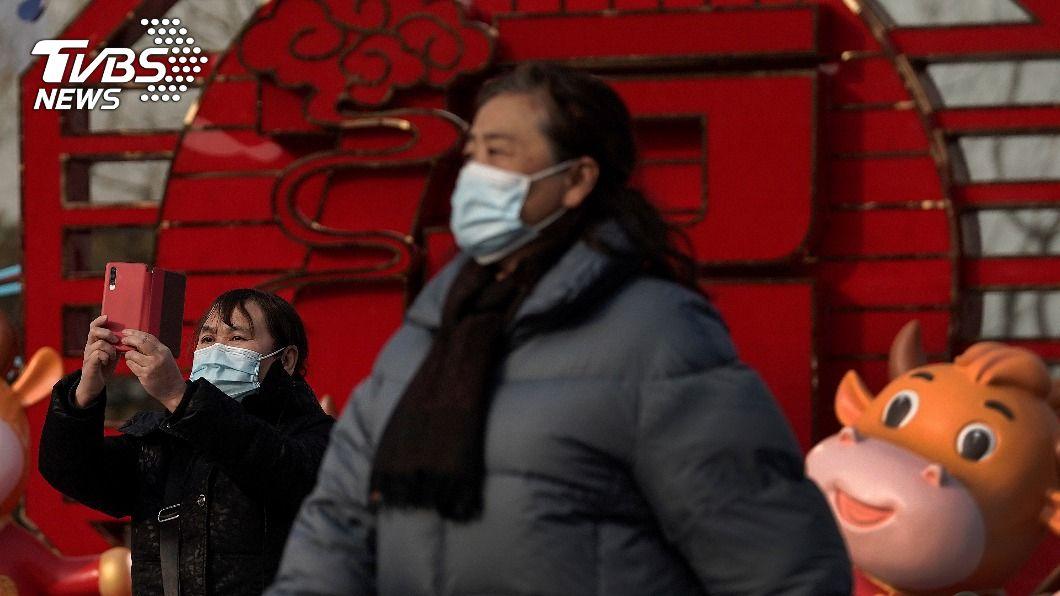 陸新增25例新冠肺炎確診病例。(圖/達志影像美聯社) 大陸增25例確診 15宗本土病例在吉林等3省市