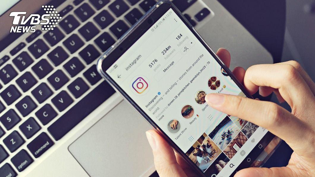 Instagram將推出「最近刪除」的選項,提供還原已刪除貼文的功能。(示意圖/Shutterstock) IG將推「最近刪除」選項 30天內貼文都能救回