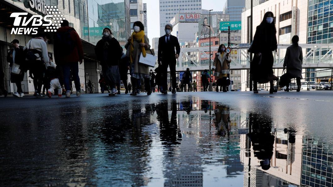 (圖/達志影像路透社) 對不配合防疫者設罰則 日本特別法修正案將通過