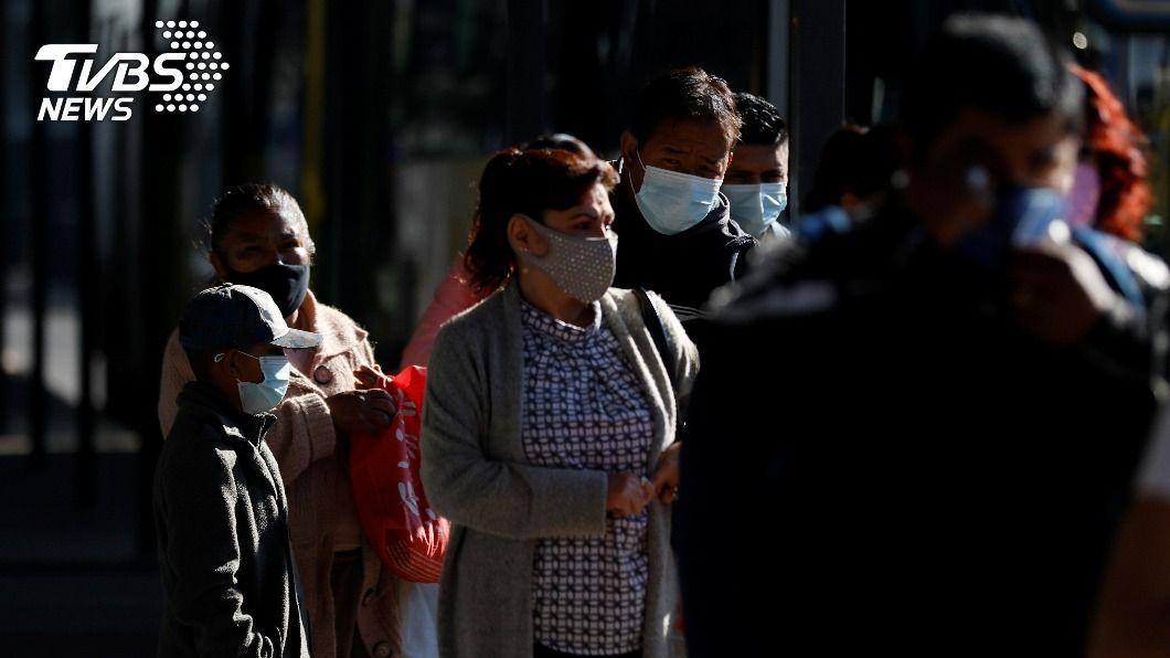 (圖/達志影像路透社) 僅次歐洲 拉美加勒比地區染疫死亡人數破60萬