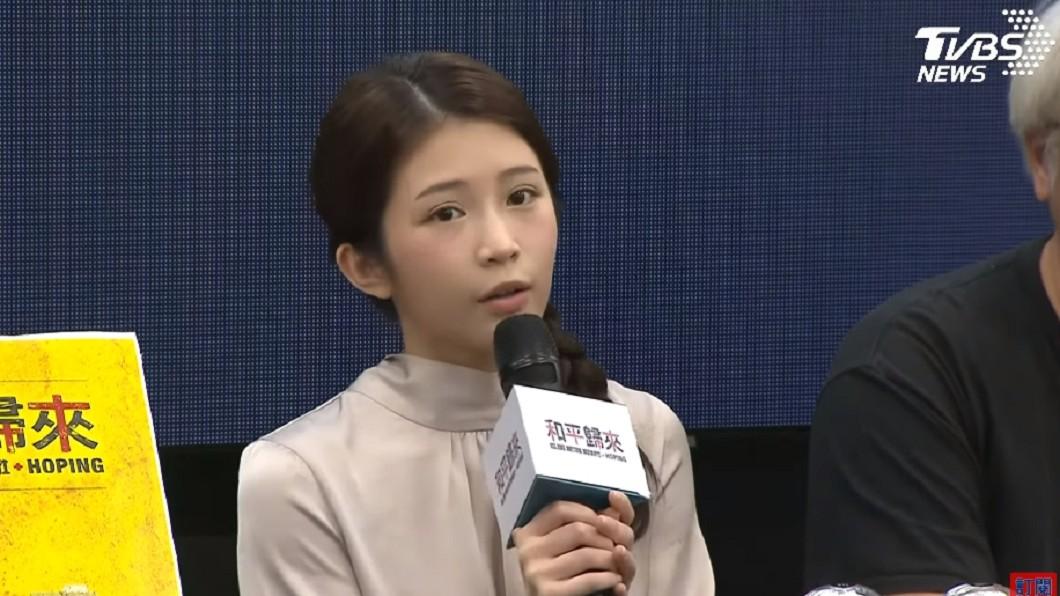 經紀人證實,雞排妹會出現在翁立友的記者會現場。(圖/TVBS) 翁立友14:00記者會 雞排妹經紀人:她會到!