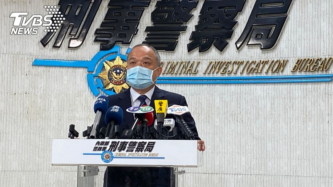 (圖/中央社) 男佯稱廉售iPhone 12詐千萬 刑事局逮人送辦