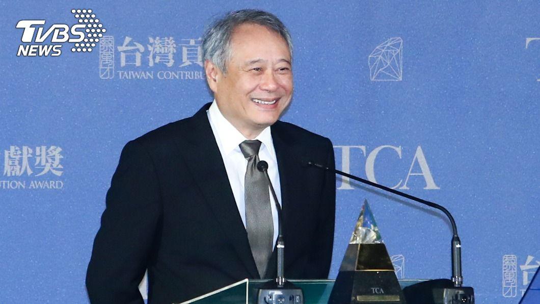 導演李安。(圖/中央社) 李安獲頒法國最高榮譽勳章 表彰其電影藝術成就