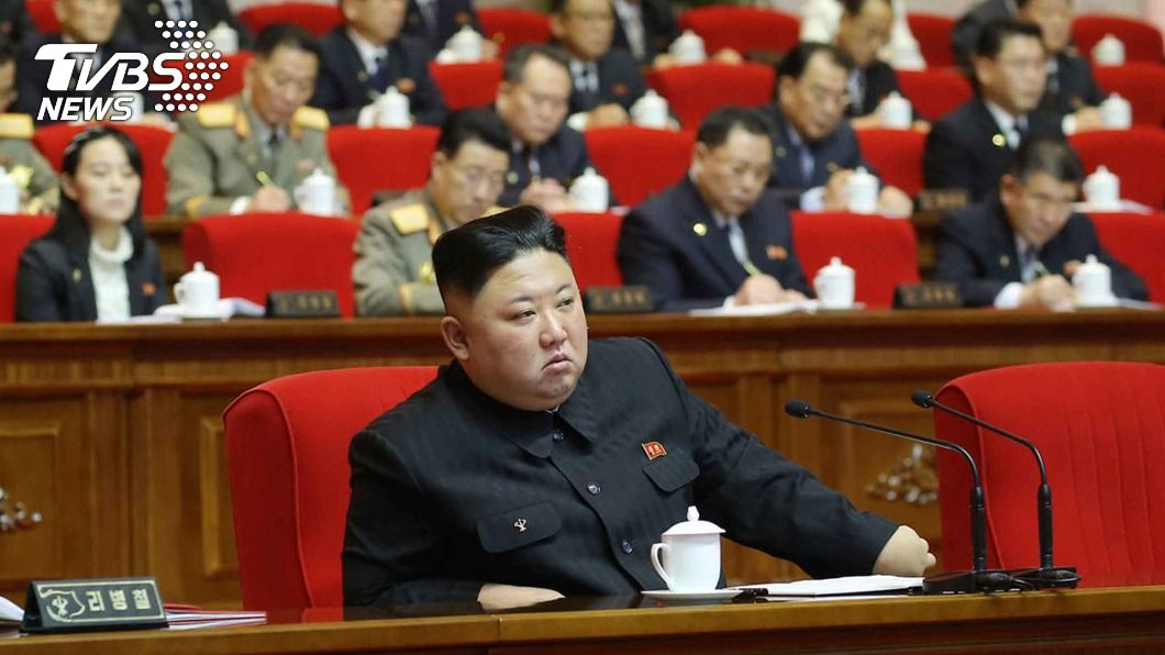 北韓領導人金正恩。(圖/達志影像美聯社) 北韓獲分配約200萬劑疫苗 金正恩下令建保存設施