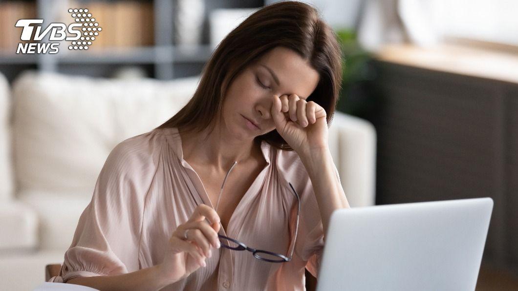 出現疲勞感當心是身體在求救。(示意圖/shutterstock達志影像) 常感到疲勞無力? 醫曝出現「3情況」身體在求救
