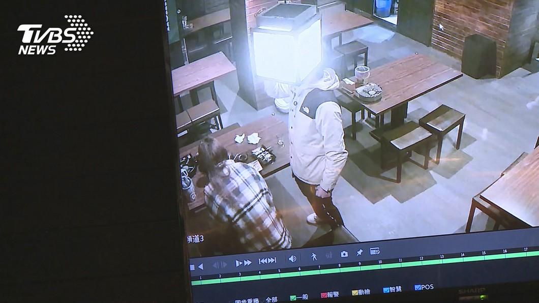 情侶檔騙「沒點酒」藏空瓶 監視畫面狠打臉