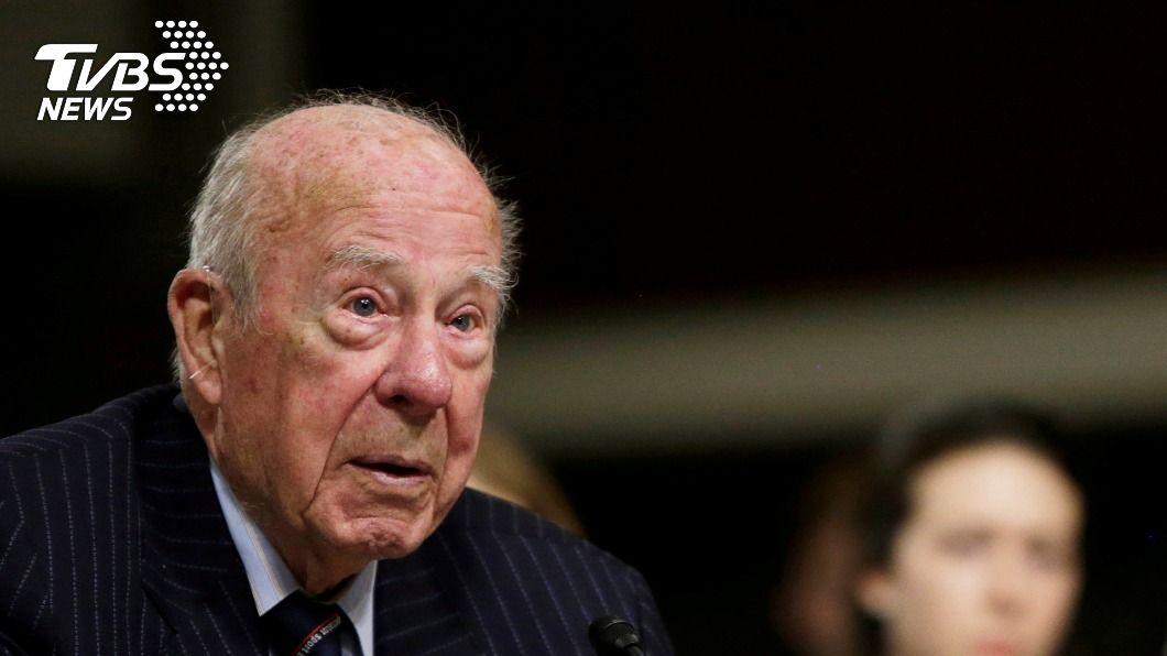 前美國國務卿舒茲昨(7)日去世,享嵩壽100歲。(圖/達志影像路透社) 美前國務卿舒茲逝世 享嵩壽100歲曾改善與蘇冷戰