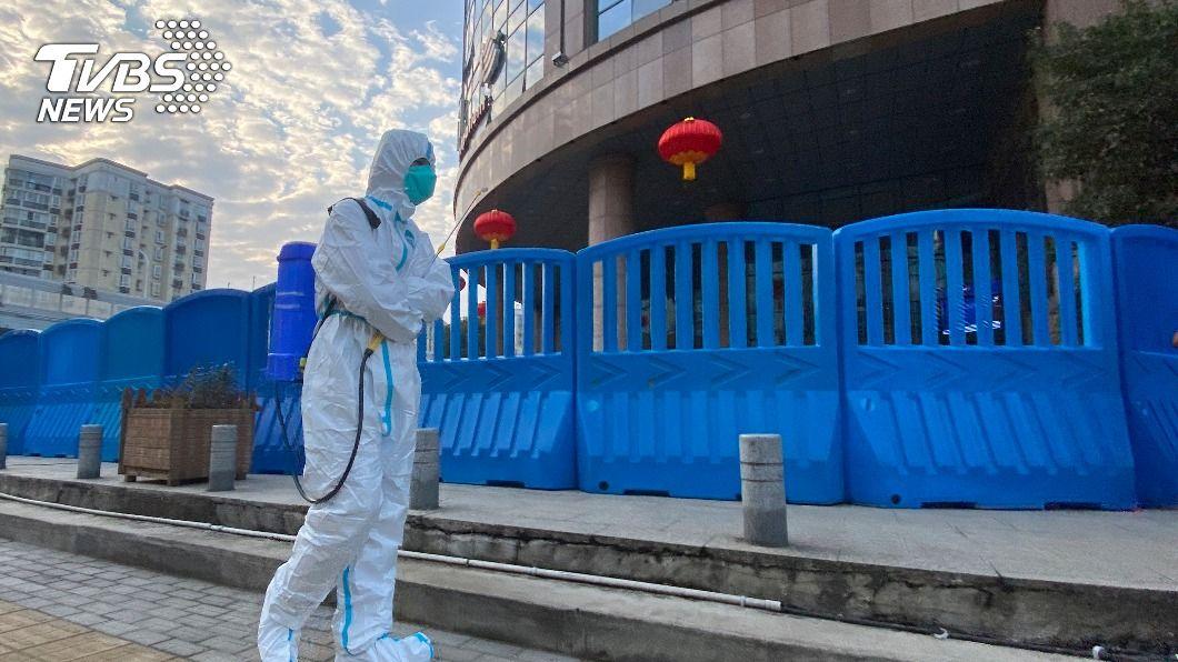 (圖/達志影像美聯社) 睽違近2個月 大陸無新增本土新冠肺炎確診