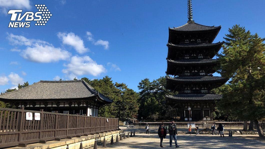 (圖/達志影像路透社) 疫情重創旅遊業 日本2020年旅行收支少近8成